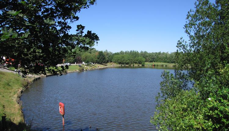 Orrell Water Park