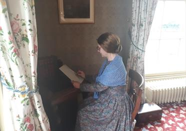 Meet the family at Elizabeth Gaskell's House