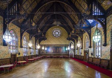Rochdale Town Hall Great Hall