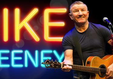 POSTPONED: Saddleworth Live: An Evening with Mike Sweeney