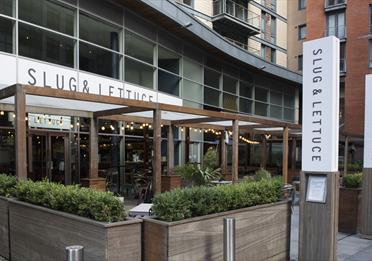 Slug & Lettuce - Spinningfields