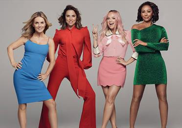 Spice Girls - Spice World UK Tour 2019
