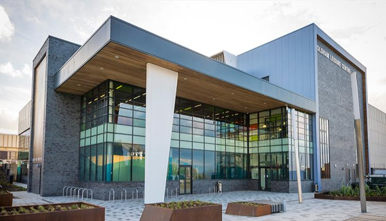 Oldham Leisure Centre and Swimming Pool