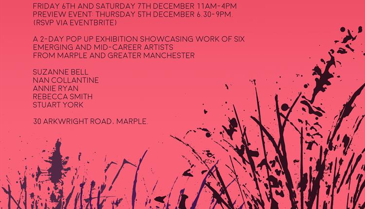 Printmakers Winter Exhibition Marple