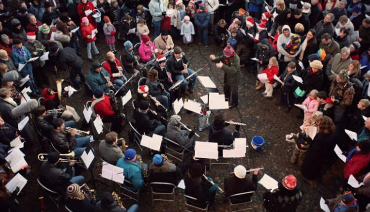 Stableyard Carols at Tatton Park