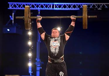 Giants Live: The Official World's Strongest Man Tour Finals at Manchester Arena