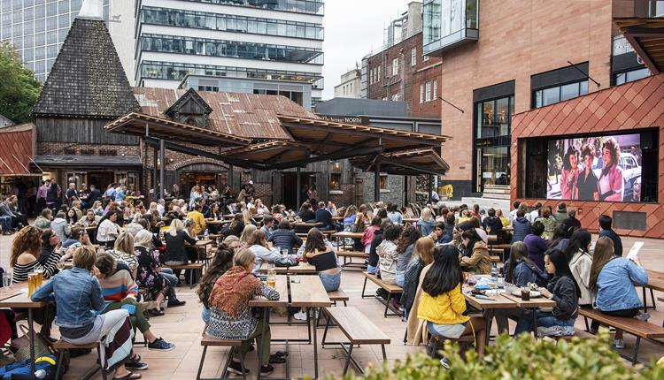 Spinningfields Summer Screenings