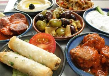 The Art of Meze