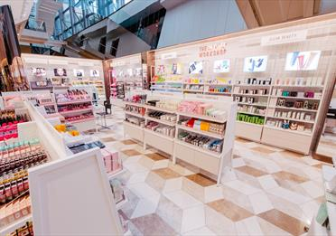 New & exclusive beauty brands at Selfridges Exchange Square