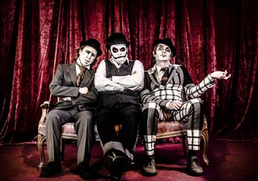 Cabaret at HOME: Meow Meow and The Tiger Lillies