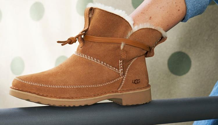 Ugg boots.