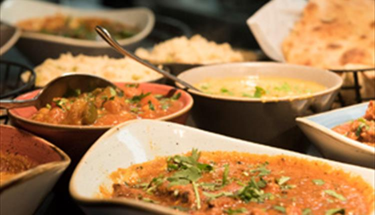 Spinningfields Curry Club