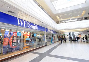 The exterior of WHSmith