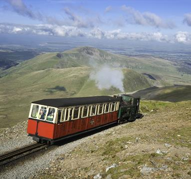 Snowdon - Wales' Highest Mountain