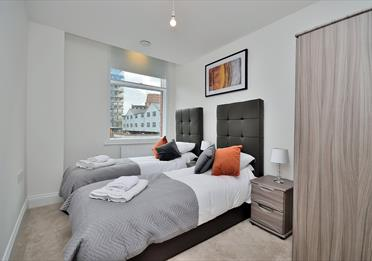 Canal Street Luxury 2 Bed Apartments