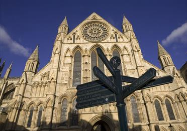 Medieval York, the Cathedral and Vikings Daytrip