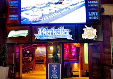 Bierkeller Entertainment Complex
