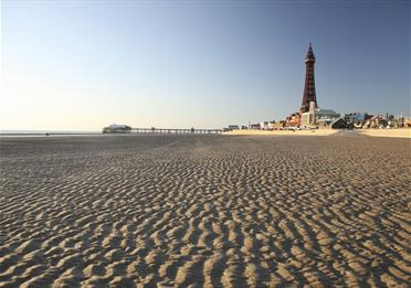 Blackpool Seaside Resort Day Trip