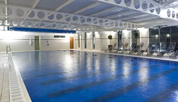 Mercure bolton last drop village hotel spa spa in - Bromley swimming pool opening times ...