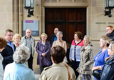 University of Manchester History and Heritage Tours