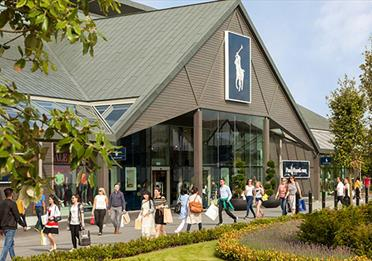 Cheshire Oaks Designer Outlet Day Trip