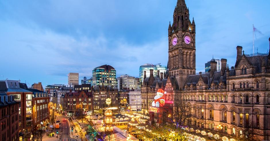 Manchester Christmas Markets Manchester Visit Manchester