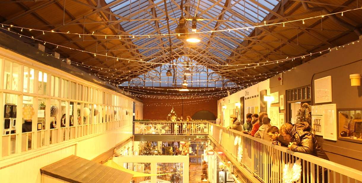 Manchester Craft & Design Centre - Christmas Launch