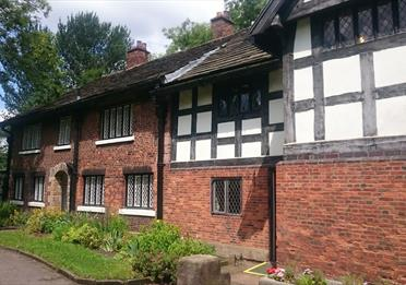 Meet the writer in residence at Clayton Hall, the former home of Humphrey Chetham