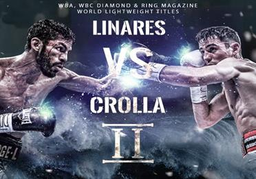Anthony Crolla vs Jorge Linares