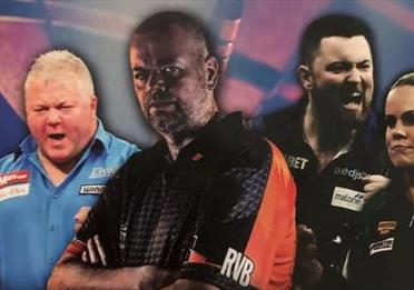 A Night at the Darts Oldham 2019