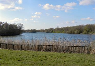 Chorlton Water Park lake