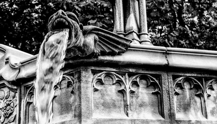 Gothic Manchester Walking Tour