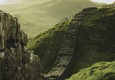 England's Great Walking Trails - Hadrian's Wall Path: Tynemouth to Bowness on Solway