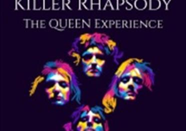 The QUEEN Experience performed by Killer Rhapsody