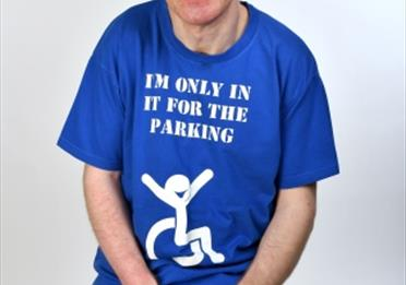 Lost Voice Guy: I'm Only In It For The Parking