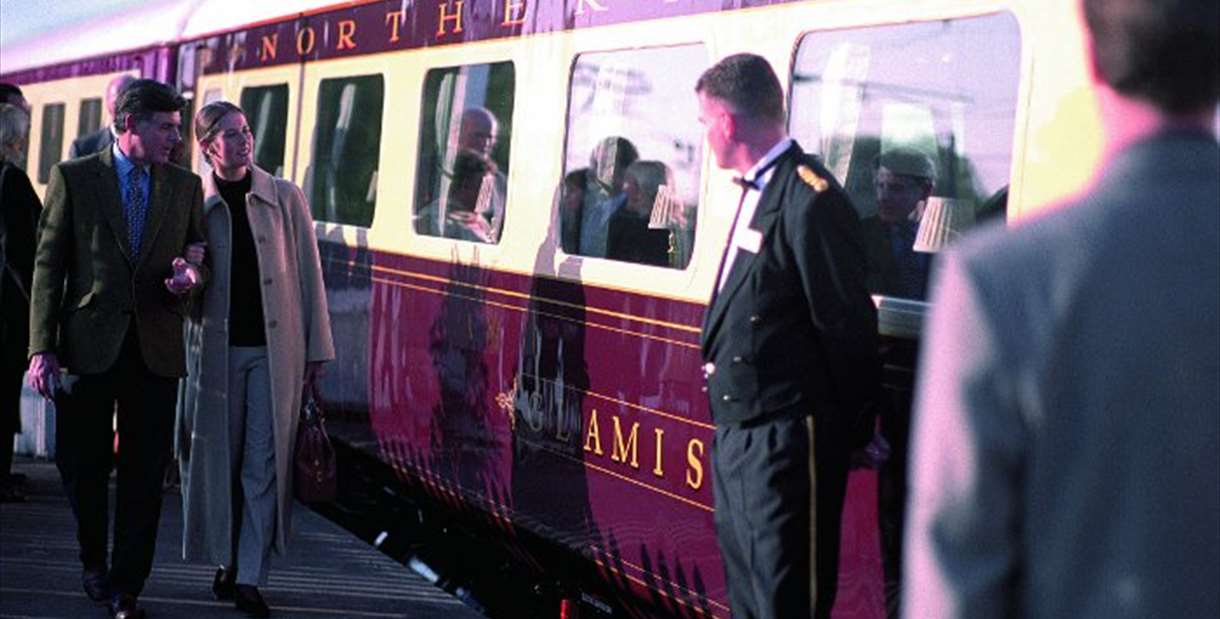 Orient Express - Northern Belle