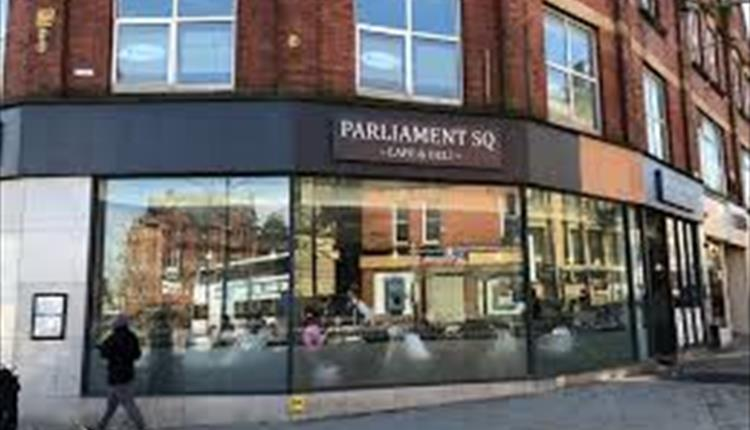 Parliament Square Cafe and Deli