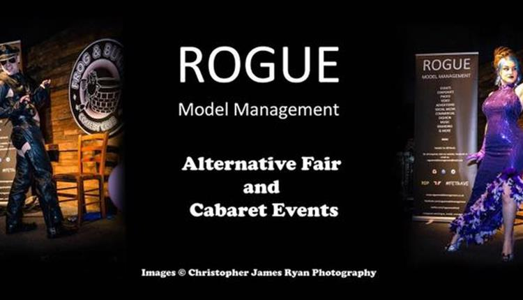 Rogue Model Management - Images Christopher James Ryan Photography