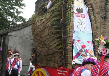 Saddleworth Rushcart Festival 2020