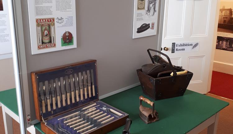 Household Commotion - an exhibition at Elizabeth Gaskell House