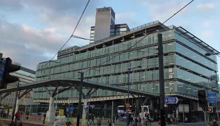 Shudehill Coach and Bus Station