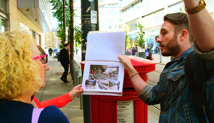 Free Tour Manchester | Si Manchester Free Walking Tours