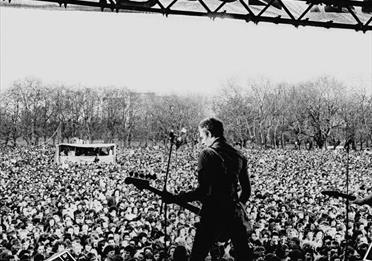 Gallery Oldham - Syd Shelton: Rock Against Racism