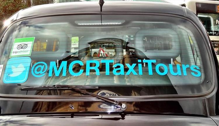 Manchester taxi tours