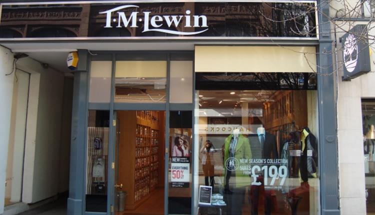 TM Lewin - Spinningfields
