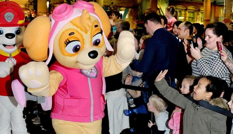 Magical Christmas Toy Parade at intu Trafford Centre