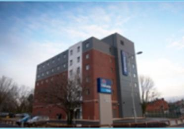 Travelodge Bolton Central