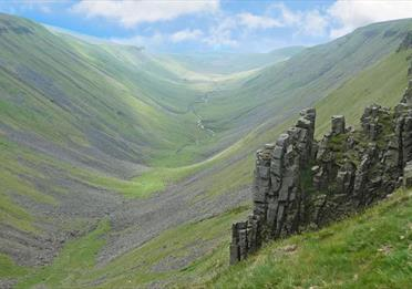 England's Great Walking Trails - Pennine Way: Edale to Kirk Yetholm